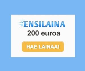 Ensilaina 200 euroa